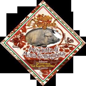Prosciutto di Mora Romagnola - Gastronomia di Cervia Carni