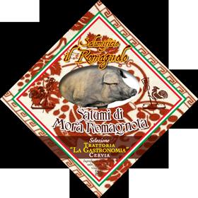 Salumi di Mora Romagnola - Gastronomia di Cervia Carni